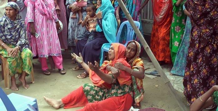 নরসিংদীতে শিবপুরে সড়ক দুর্ঘটনায় ইউপি'র নারী সদস্য নিহত