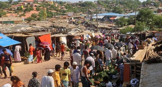 রোহিঙ্গা ক্যাম্পে নিহত ৭ জনই মাদরাসার ছাত্র-শিক্ষক
