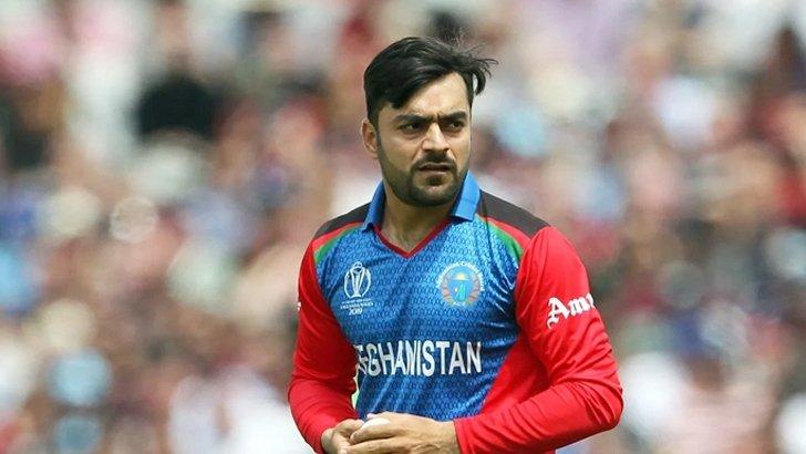 রশিদ খানের চোখে টি-টোয়েন্টির সেরা ৫ ক্রিকেটার